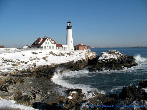 Portland Head Lighthouse Photo by Michael Edge