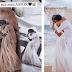 Mulher de MC Kevin tatua foto de noivado do casal: 'vá em paz, meu amor'