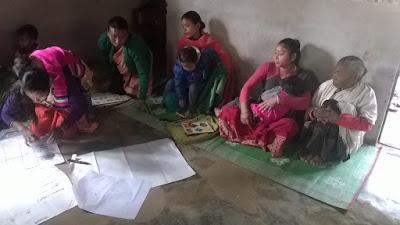 Follow up at Jalukbari F V, Kamrup