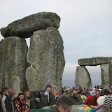Winter Solstice at Stonehenge in 2007