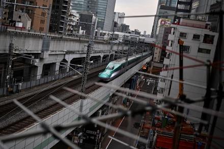 Ιαπωνία : Μηχανοδηγός άφησε τρένο ακυβέρνητο με 150 χιλιόμετρα την ώρα για να πάει...τουαλέτα