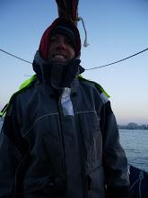 Photo: Freezing...