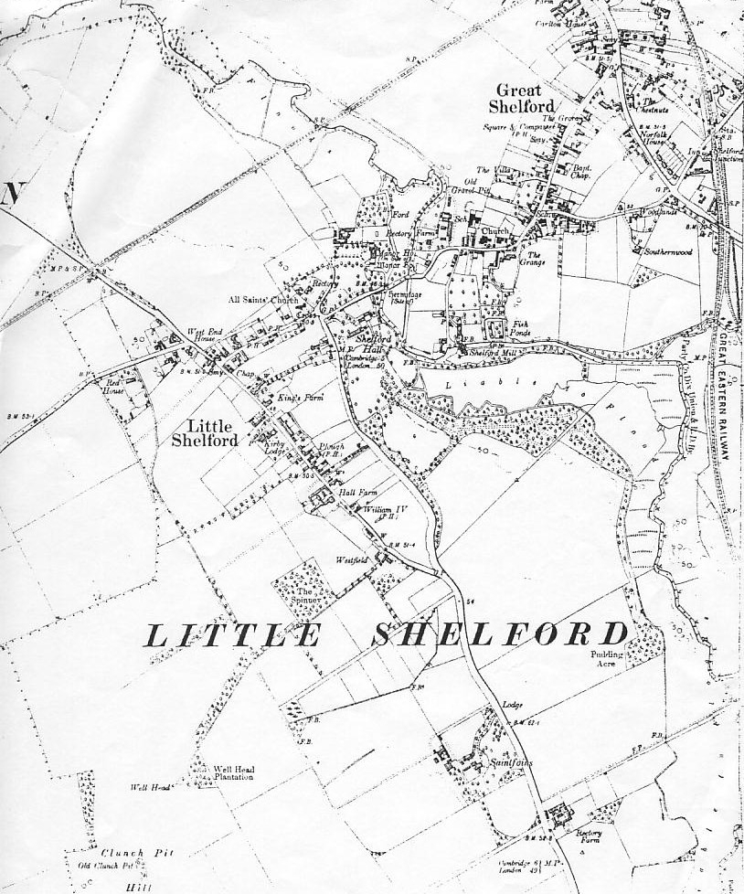 Little Shelford 1949