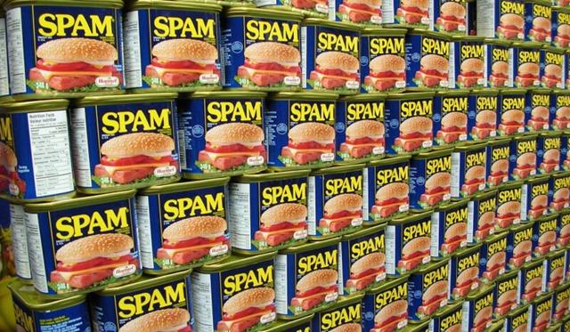 SPAM spice ham - Techspot.com