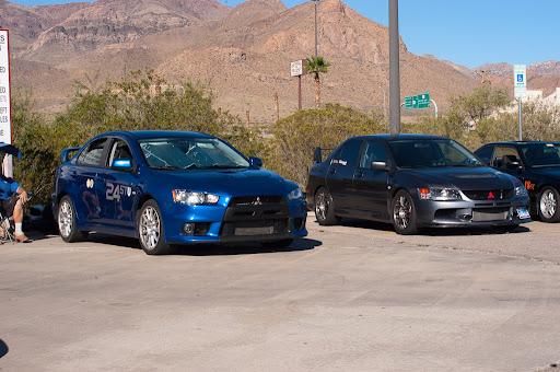 Duncan del Toro - 06 Mitsubishi IX Daniel Camaco/Damien Orchard - 08 Mitsubishi X