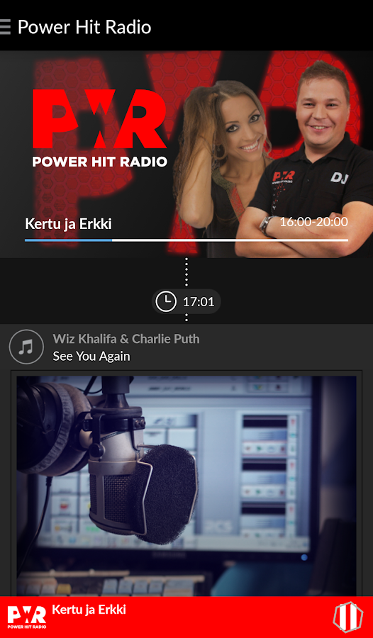 Power Hit Radio Eesti- screenshot