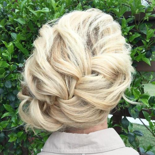 The trendy Wedding Hairstyles For And include hair color 2017 8
