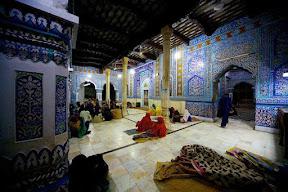Shah abdul latif Bhittai shrine Pakistan