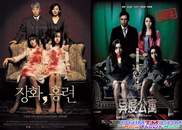 """Cạn lời với những poster """"học hỏi"""" xứ kimchi quá đà của phim Hoa Ngữ - Ảnh 7."""