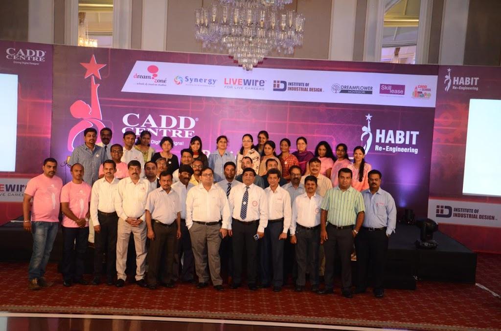 CAD Centre - Business Meet 2015 - 5