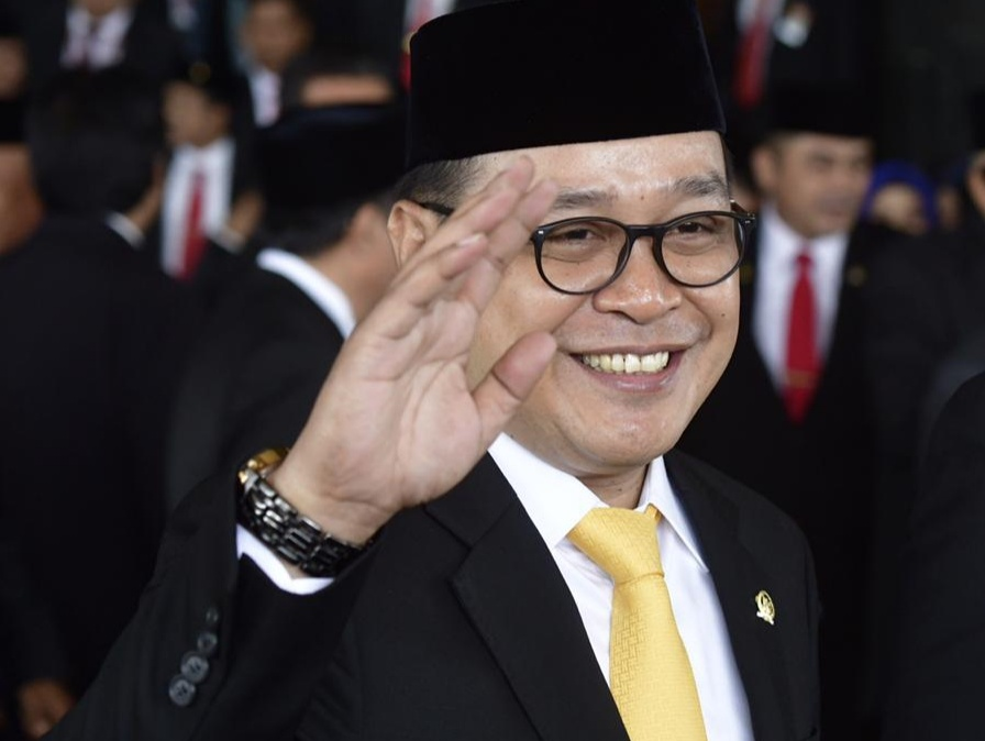 Supriansa: Indonesia Kaya Raya Tidak Pantas Menjadi Negara Miskin Dimata Dunia