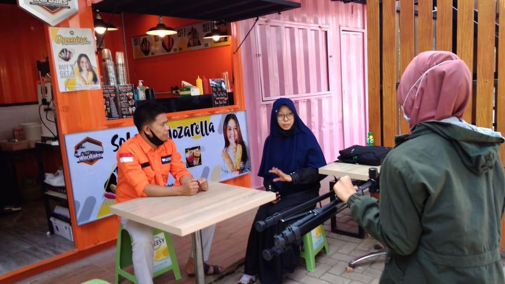 Opening Warbak's 4 Berbagi Santunan Anak Juara Binaan RZ Cikarang Utara