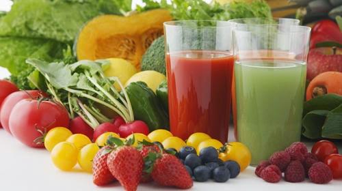 terapi jus buah dan sayur