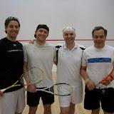 Open 3.5 Finalists and Winners - Adam Brinch, Nick Ferring, Pete Liebert, Jim Bildner
