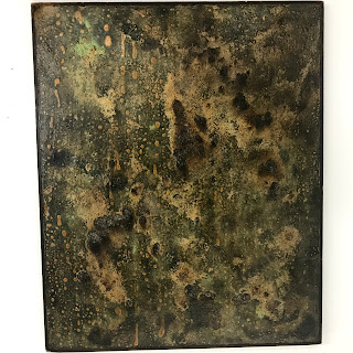 Stanley Mistal Mixed Media Painting