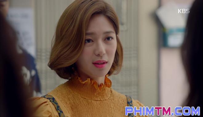 Nổi cơn ghen, Park Seo Joon… áp mặt sát vào Kim Ji Won - Ảnh 13.