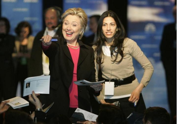 Hillary Clinton's ties to Muslim terror