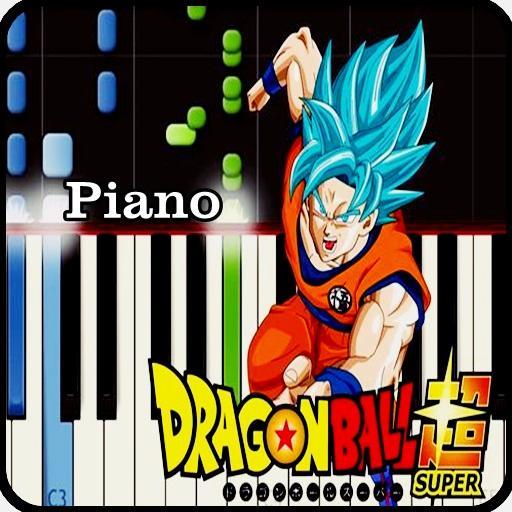 Anime Dragon Ball Piano Game