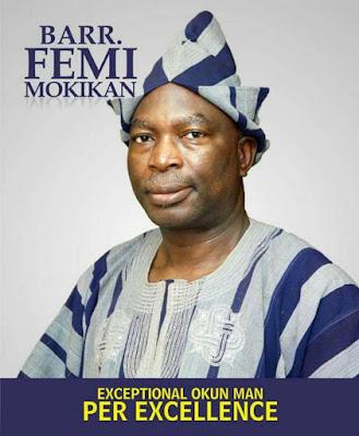 MY POSITION ON OKUN DEVELOPMENT ASSOCIATION PRESIDENTIAL ELECTION.