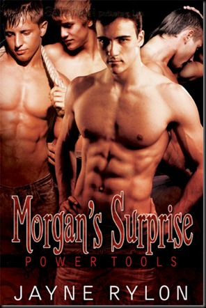 Morgan's Surprise  (Powertools #2)