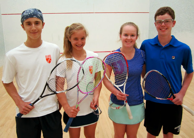 2013 State Siblings Doubles: Champions - Carson & Caroline Spahr; Finalists - Becky & Timmy Brownell