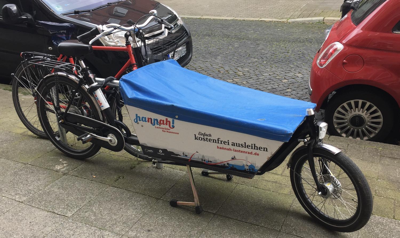 Niedersachsen fördert Anschaffung von Lastenrädern