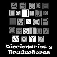 Diccionarios/Traductores
