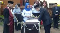 47 Wakil Rakyat Brebes di Sumpah