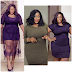 Check Out This Big, Bold And Beautiful Lady In Style |Ahemen Maagbe.