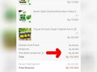 Gratis Ongkir XTRA dari Shopee, Lumayan Saya Dapat Potongan Biaya Kirim Hingga Rp.40.000 ke Luar Jawa