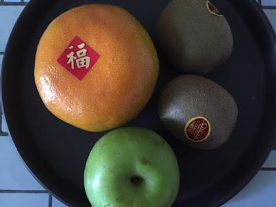 お正月の果物
