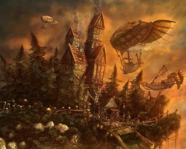 Nightmare Of Lands, Fantasy Scenes 2