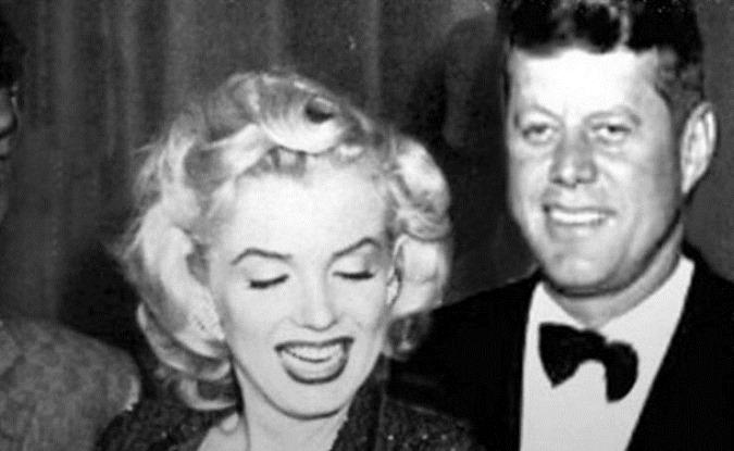 Marilyn Monroe teria sido assassinada porque sabia que existiam alienígenas 01