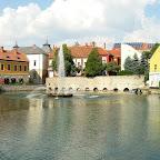 das wunderschöne Panorama der Altstadt