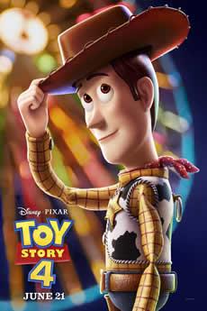 capa Toy Story 4