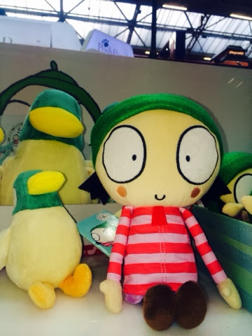 Posh Paws International Sarah and Duck Toys due out in May/June 2014