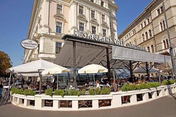 Café Landtmann, Universitätsring 4, 1010 Wien, Austria