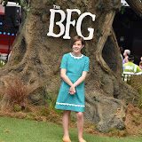 OIC - ENTSIMAGES.COM - Ruby Barnhill at the UK premiere of THE BFG  in London  17th July 2016 Photo Mobis Photos/OIC 0203 174 1069