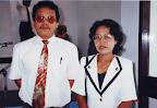 Wakil Kepala Bengkel NV Hadji Kalla dengan Ibu Saya