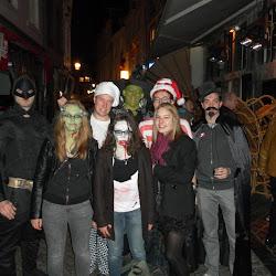 Halloween Party 2012 @ the van Bommel