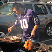 Homecoming Tailgate Alumni BBQ