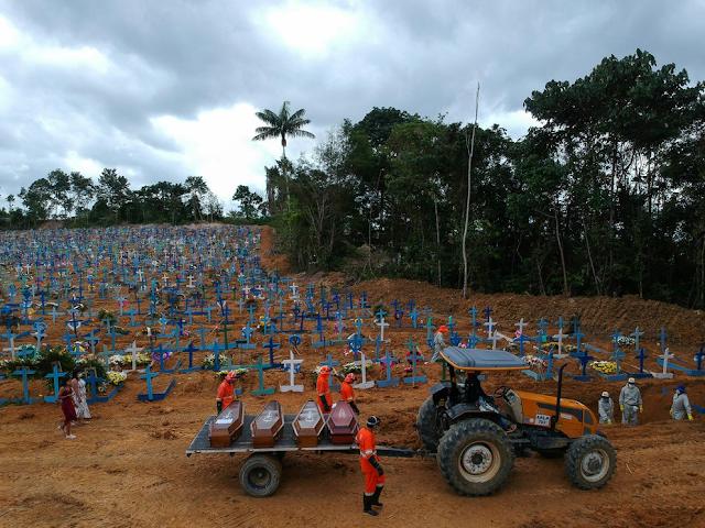 Negligencia, corrupción y polémicos experimentos: la comisión que investigó la pandemia en Brasil presentó sus alarmantes hallazgos