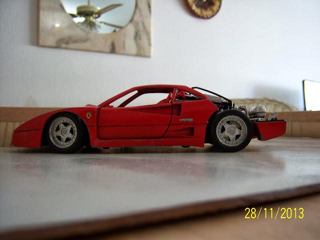 Ferrari F40 diecast 100_2937