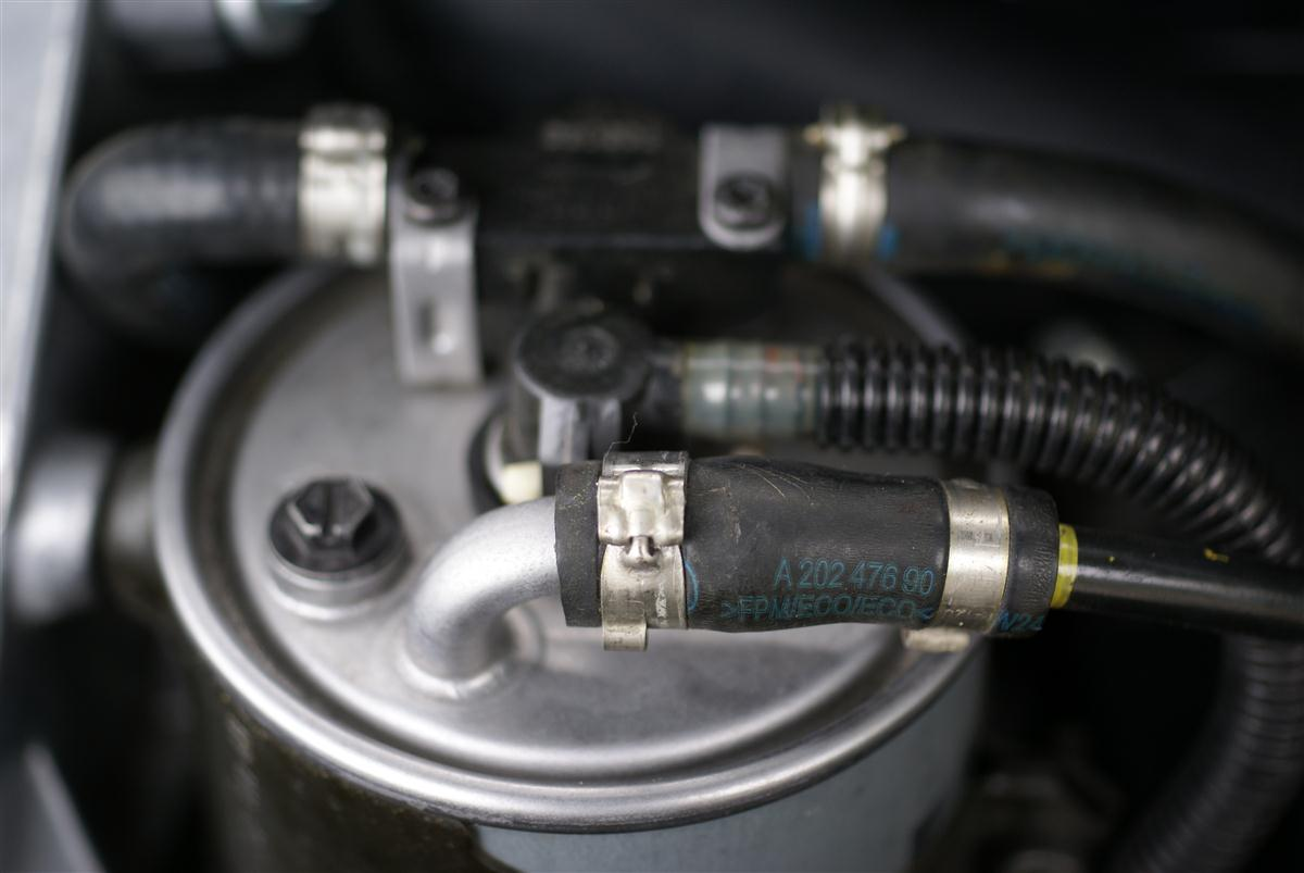 vehicle stopping after high pressure pump replacement [Archive] - Sprinter -Forum
