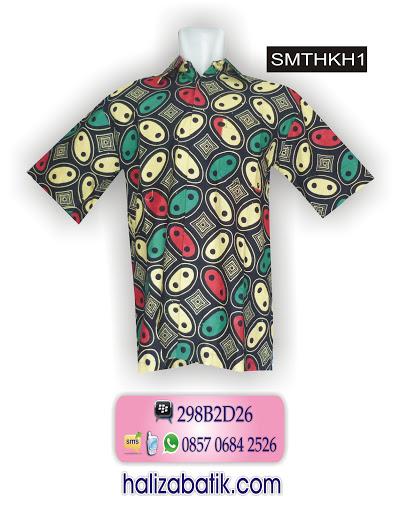 baju batik kerja, model batik terbaru, grosir baju