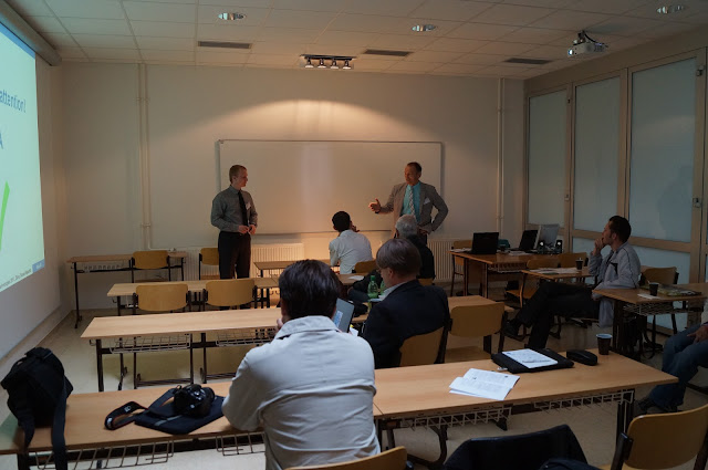 TEMPUS GreenCo GreenCom Workshop (Slovakia, Zilina, May, 31, 2013) - DSC02705.JPG