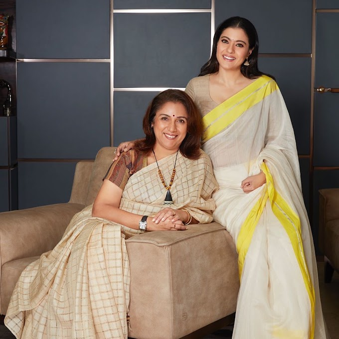 Kajol to star in a film titled 'The Last Hurrah' directed by Revathi.