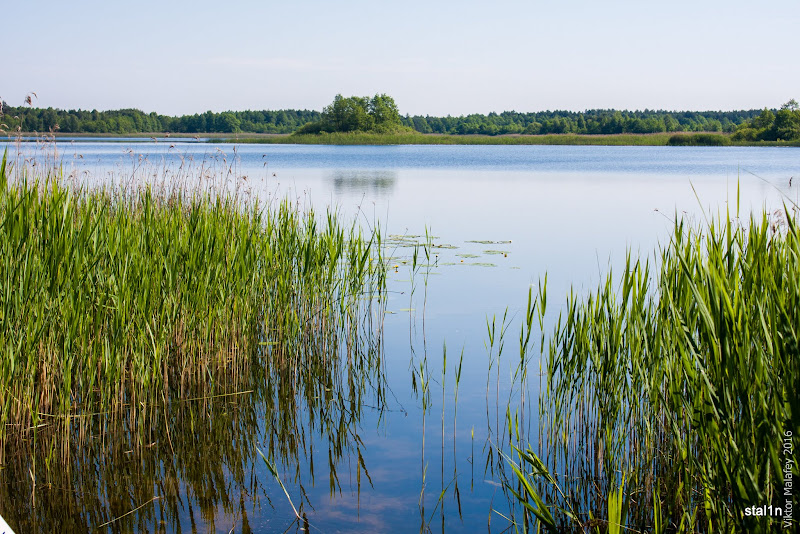 озеро Острівне