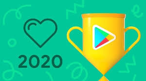 Ini Dia Pemenang Google Play User Choice Award  2020 Di Play Store !