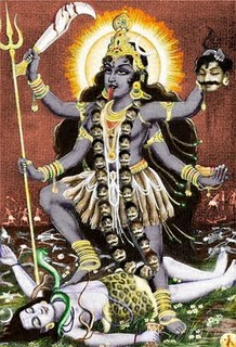 Kali The Dark Mother, Gods And Goddesses 7